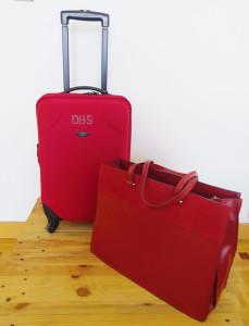 trade fair suitcase